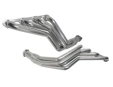Mustang Long Tube Headers - BBK Ceramic Automatic