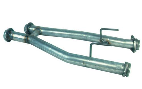 BBK  Mustang Off Road H-Pipe for Long Tube Headers (96-04) 1535