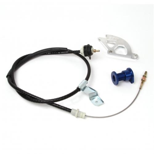 96-04 CABLE KIT, CLUTCH, ADJUSTABLE, W/ QUADRANT AND FIREWALL ADJUSTER