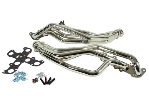 BBK  Mustang Coyote Swap Headers - Full Length  Ceramic Coated (79-04) 16340