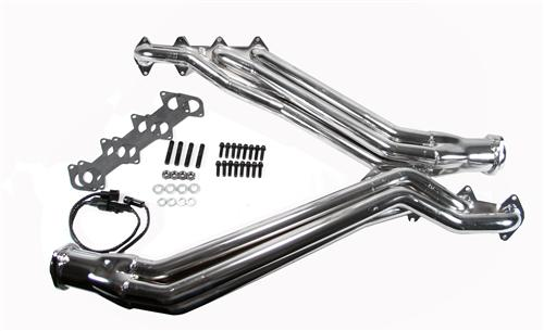 BBK Mustang Long Tube Headers Chrome (05-10) GT 1641