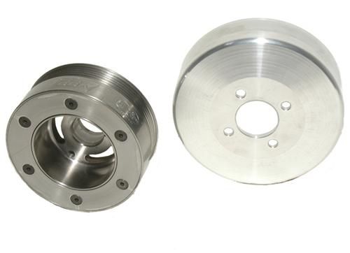 BBK Mustang Underdrive Pulley Kit (05-10) GT 4.6 1653