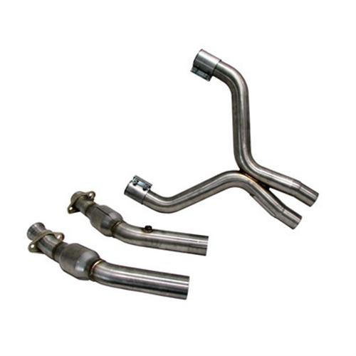 BBK Mustang  Full Length X-Pipe  (07-10) GT500 1698