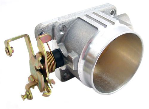 BBK  Mustang 70mm Throttle Body Satin (96-04) GT 1700