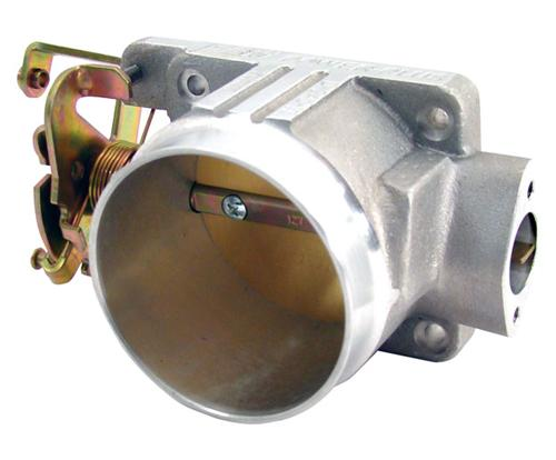 BBK  Mustang 75mm Throttle Body Satin (96-04) GT 1701