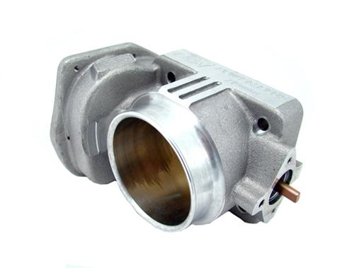 BBk Mustang 70mm Throttle Body Satin (05-10) V6 1765