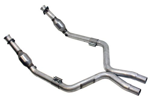 2011-14 Mustang BBK X-Pipe with High Flow Cats