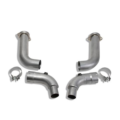 "BBK Mustang 3"" Off Road Mid-Pipe - For Longtube Headers (15-16) 5.0 18160"