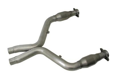 BBK Mustang Catalytic X-Pipe for Long Tube Headers (07-12) GT500 18515