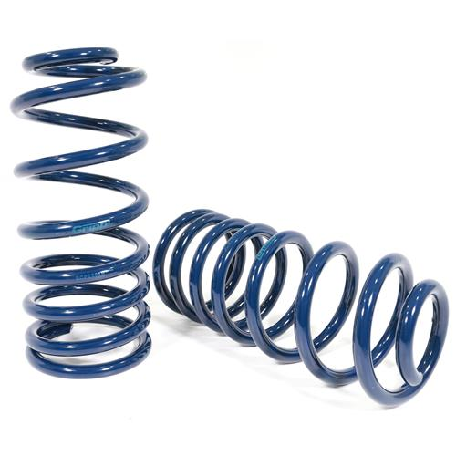 BBK Mustang Lowering Springs - Progressive Rate (79-04) 2501