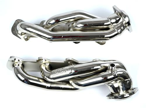 BBK  F-150 SVT Lightning Shorty Headers Chrome (99-04) 3518