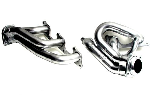 BBK Mustang Shorty Headers Chrome (05-10) V6 4010
