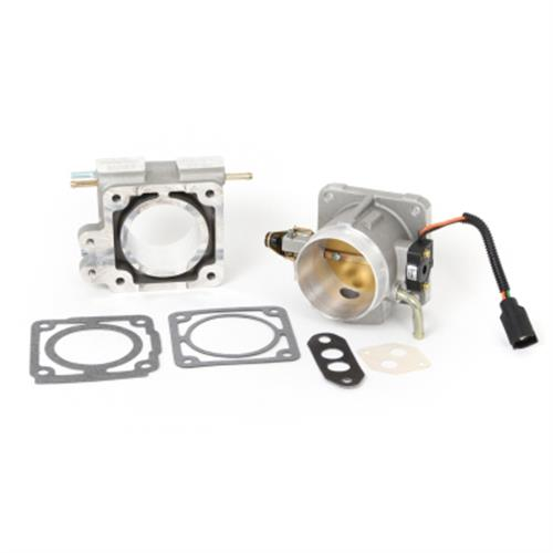 BBK  F-150 SVT Lightning 70mm Throttle Body And Spacer Kit  - Satin (93-95) 5.8