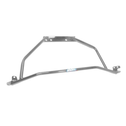 BBK 25160 Strut Tower Brace for Ford Mustang Tubular Chrome Finish