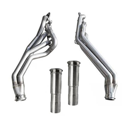 Bassani Mustang Long Tube Headers  Stainless Steel (15-16)