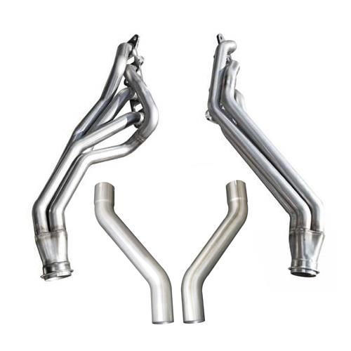 "Bassani Mustang Long Tube Headers - 1-3/4""  - Stainless Steel (15-17)"