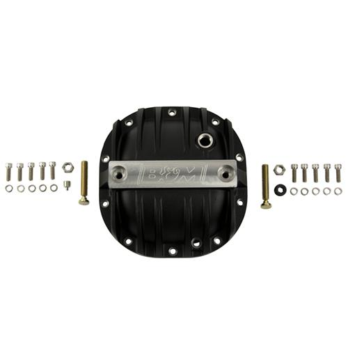 B&M Mustang Differential Cover  - Black (86-14) 41297