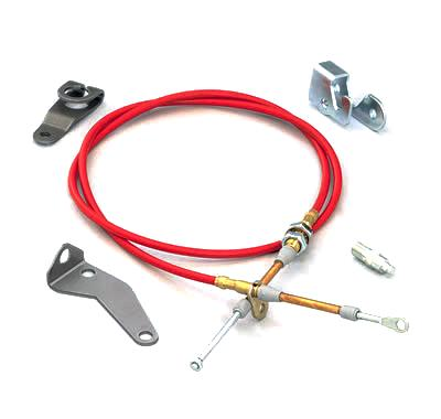 B&M Mustang C4 Conversion Kit for Hammer Shifters (83-96) Aod-Aod-e 81020