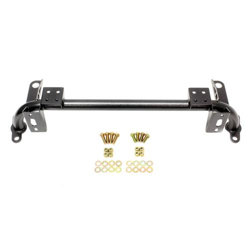 05-14 MUSTANG LIGHTWEIGHT TUBLAR RADIATOR SUPPORT BLACK HAMMERTONE  with sway bar mounts
