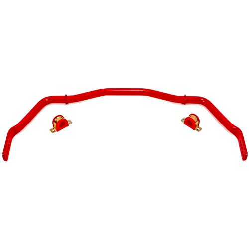 BMR Mustang Adjustable Front Sway Bar Kit  - Red (05-14) SB041R