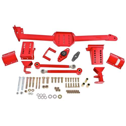 BMR Mustang Watts Link  - Red (05-14) WL005