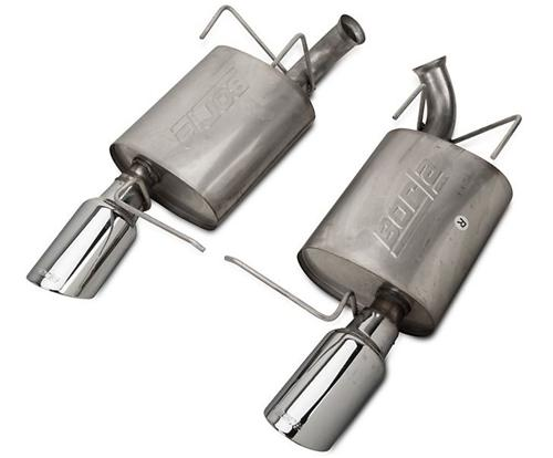 Borla Mustang S-Type Axle Back Exhaust (11-14) V6 11796
