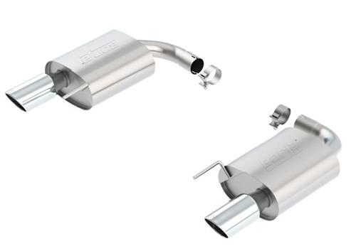 Borla Mustang Stinger S-Type Axle-Back Exhaust (2015) GT 11887