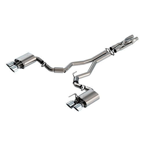 Borla Mustang ATAK Active Exhaust Cat Back  - GT500 (2020) 140837