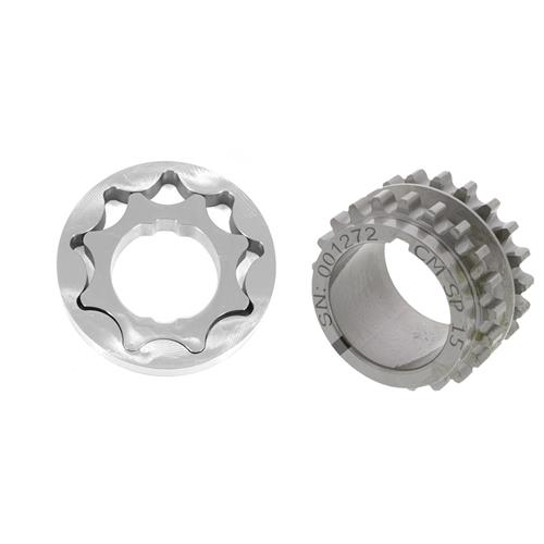 Boundary Mustang Crank Gear Sprocket & Oil Pump Gear Kit (15-20) 5.0/5.2