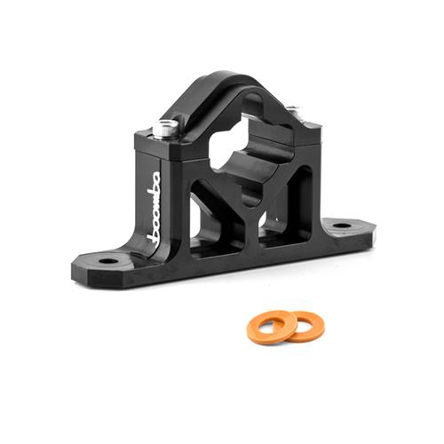 Boomba Racing Mustang Shifter Assembly Bracket  - Black (15-16) 030-00-011