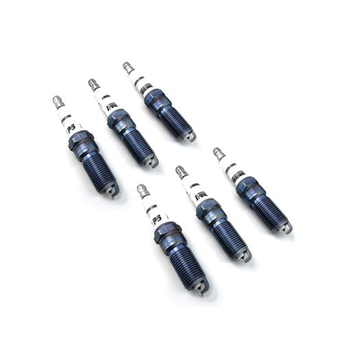 Brisk Mustang Stock Replacement Iridium Spark Plugs (11-16) V6