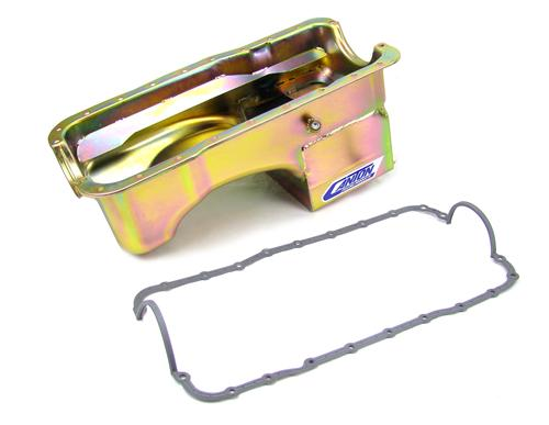 Canton Mustang Street/Strip Deep Sump Oil Pan Kit (79-95) 5.8
