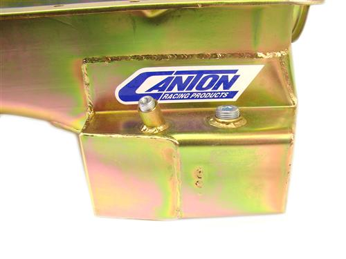 Canton Mustang T-Sump Road Race Oil Pan Kit (79-95) 5.0