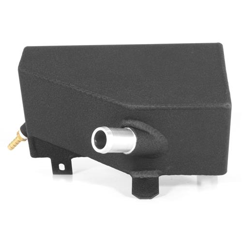 Canton Mustang Coolant Expansion Tank - Black (05-09) GT 80-236SBLK