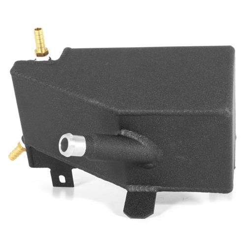 Canton Mustang Coolant Expansion Tank - Black (11-14) GT 80-246SBLK