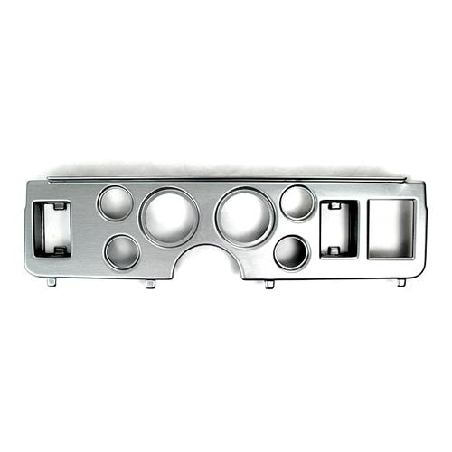 Mustang Instrument Panel Brushed Aluminum (79-86) 6127900-12