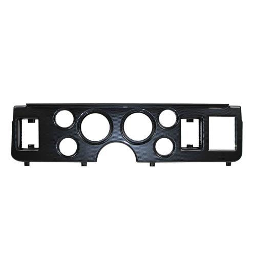 Classic Dash Mustang Instrument Panel Carbon Fiber (79-86) 6127900-13