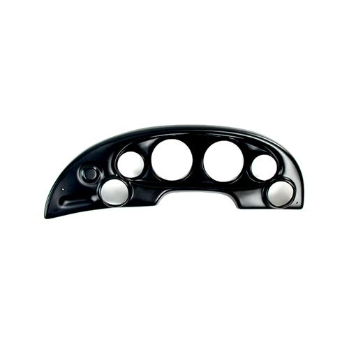 Classic Dash Mustang Instrument Panel Matte Black 94 04