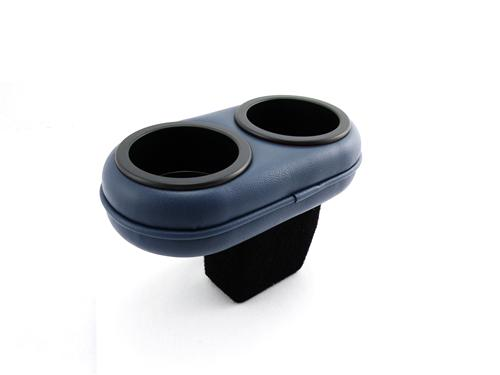 Mustang Plug And Chug Drink Holder Dark Blue (87-93) FMPC8797