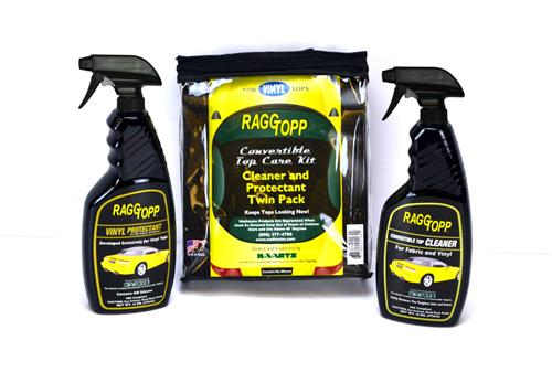 Mustang Convertible Top Cleaner for Vinyl Tops (83-17)
