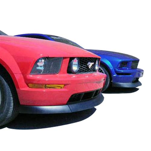 Mustang Classic Style Chin Spoiler Black Textured (05-09) GT