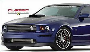 Mustang Aggressive Style Chin Spoiler (05-09) GT 110021