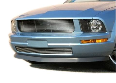 Mustang Classic Syle Chin Spoiler Black (05-09) V6
