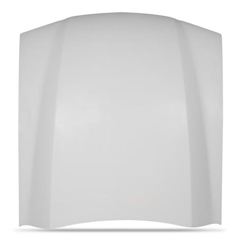 "Mustang Cowl Induction Fiberglass Hood 3.5""  (94-98) 116"