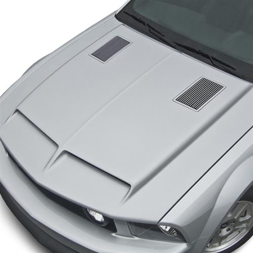 Cervinis Mustang Type 4 Ram Air Hood (05-09) 1187-4352