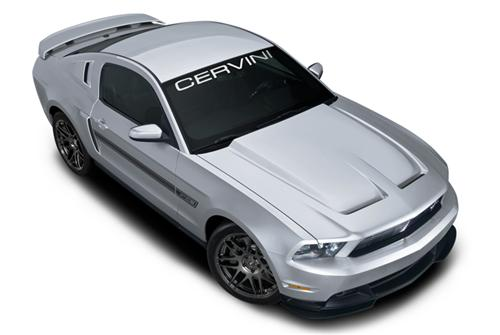 2010-12 Mustang Cervinis Heat Extractor Hood  Email me for pics and description