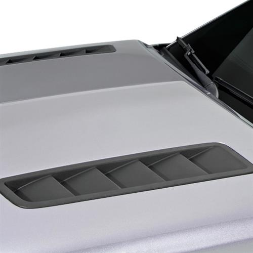 Cervinis Mustang Ram Air Hood w/ Louvers (05-09) 1225