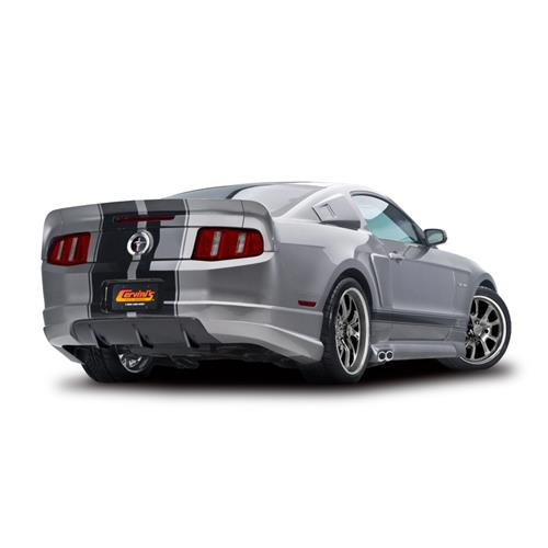 Cervinis Mustang C-Series Ducktail Rear Spoiler (10-14) 2218