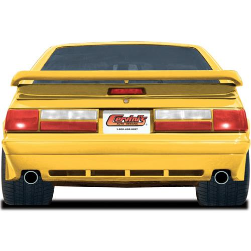 Mustang LX Saleen Style Rear Valance (87-93) 4302
