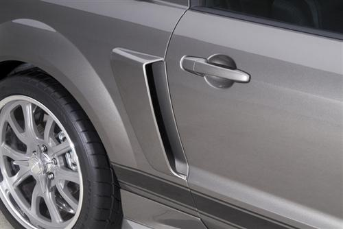 Cervini's Mustang C-Series Quarter Panel Scoops (05-09) 4306